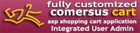 Fully Customized Ecommerce Shopping Cart Solution